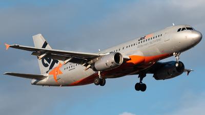 VH-VQM - Airbus A320-232 - Jetstar Airways