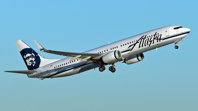 N459AS - Boeing 737-990ER - Alaska Airlines