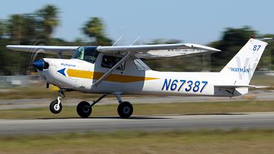 N67387 - Cessna 152 - Wayman Aviation