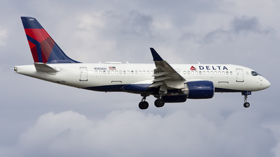 A picture of N105DU - Airbus A220100 - Delta Air Lines - © Mark Szemberski