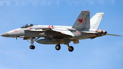 168909 - Boeing F/A-18E Super Hornet - United States - US Navy (USN)