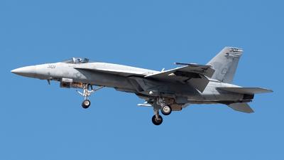 168918 - Boeing F/A-18E Super Hornet - United States - US Navy (USN)