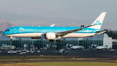 PH-BHD - Boeing 787-9 Dreamliner - KLM Royal Dutch Airlines