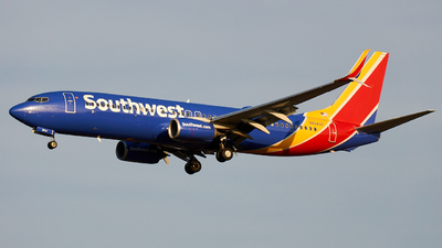 N8543Z - Boeing 737-8H4 - Southwest Airlines