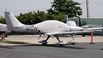 A picture of N123PR - Amateur Lancair ES - [ES019] - © La Roche Spotters