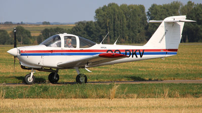 OO-DKV - Piper PA-38-112 Tomahawk II - Private