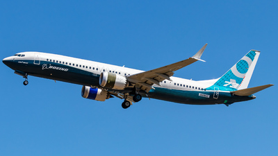 N6066Z - Boeing 737-9 MAX - Boeing Company