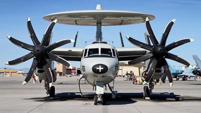 164108 - Grumman E-2C+ Hawkeye 2000 - United States - US Navy (USN)