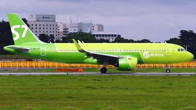 VQ-BRI - Airbus A320-271N - S7 Airlines