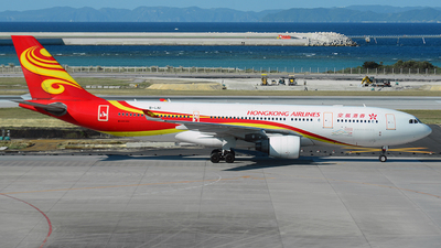 A picture of BLNI - Airbus A330223 - Hong Kong Airlines - © LaCurtain