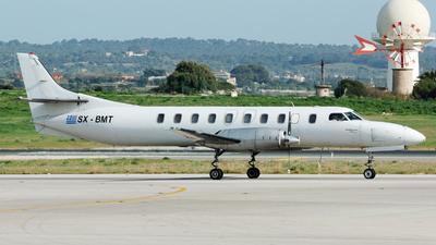 SX-BMT - Fairchild SA227-AC Metro III - Mediterranean Air Freight
