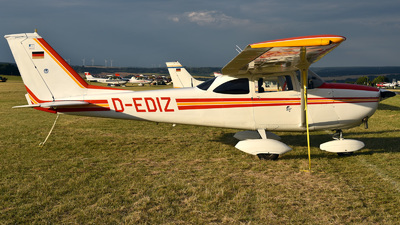 D-EDIZ - Reims-Cessna F172G Skyhawk - Private