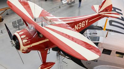 N36Y - Monocoupe 110 Special - Private
