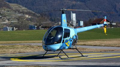 HB-ZTS - Robinson R22 Beta II - Chablais Heli Club