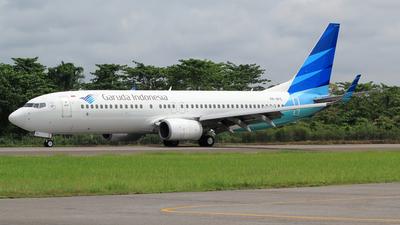 A picture of PKGFC - Boeing 73786N - Garuda Indonesia - © M. Raykahn Ariga