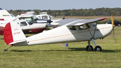 N77469 - Cessna 120 - Private