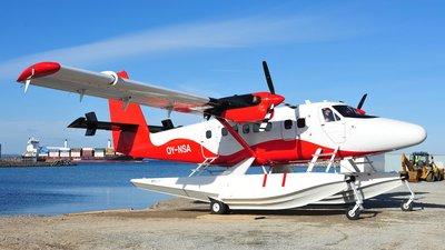 OY-NSA - De Havilland Canada DHC-6-300 Twin Otter - Nordic Seaplanes