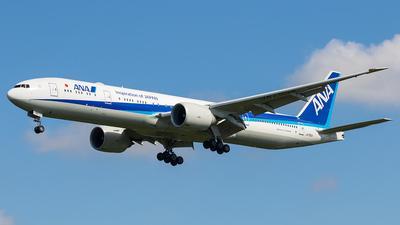JA795A - Boeing 777-381ER - All Nippon Airways (ANA)