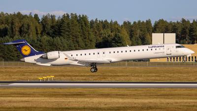 A picture of DACKJ - Mitsubishi CRJ900LR - Lufthansa - © OSL Planespotting