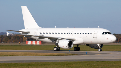 LZ-DBH - Airbus A319-111 - Untitled