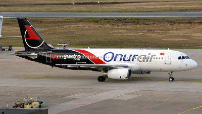 A picture of TCODD - Airbus A320232 - Onur Air - © Günther Feniuk