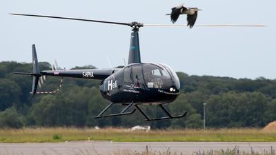 F-HPHA - Robinson R44 Clipper II - Heli Luxembourg