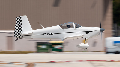 N770RV - Vans RV-7 - Private