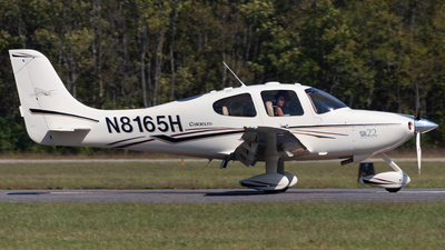 A picture of N8165H - Cirrus SR22 - [0747] - © Andrew Jeng