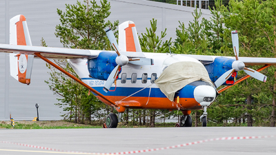 RA-28723 - Antonov An-28 - Private