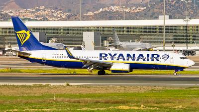 A picture of EIEMJ - Boeing 7378AS - Ryanair - © Inaki Ropero Pipaón