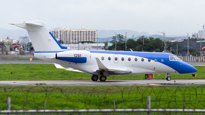 1251 - Gulfstream G280 - Philippines - Air Force