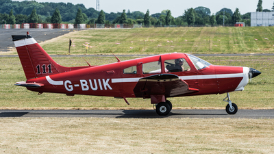 G-BUIK - Piper PA-28-161 Warrior II - Private