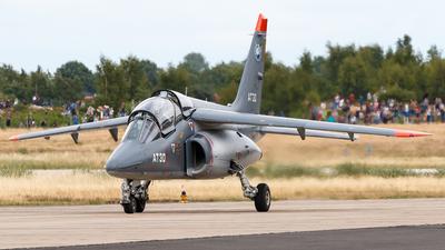 AT-30 - Dassault-Dornier Alpha Jet 1B+ - Belgium - Air Force