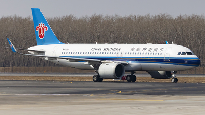 B-301J - Airbus A320-251N - China Southern Airlines