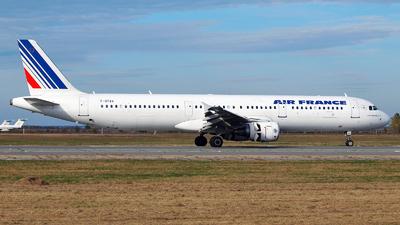 F-GTAV - Airbus A321-211 - Air France