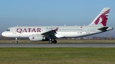A picture of A7AHF - Airbus A320232 - Qatar Airways - © Marin Ghe.