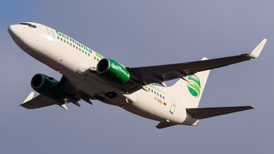 A picture of DAGEL - Boeing 73775B - [28110] - © Besay Cabrera