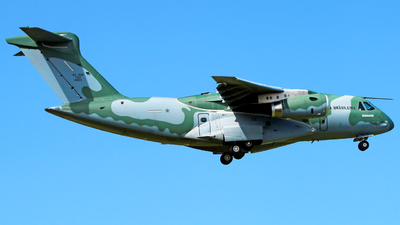 A picture of FAB2855 - Embraer KC390 -  - © Racso_Smet