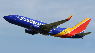 N7873A - Boeing 737-7Q8 - Southwest Airlines