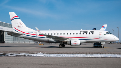 5A-SOC - Embraer 170-100LR - Petro Air