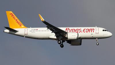 TC-NCR - Airbus A320-251N - Pegasus Airlines