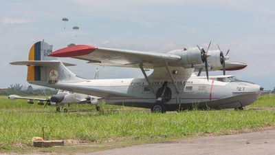 6527 - Consolidated PBY-5A Catalina - Brazil - Air Force