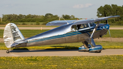 N71768 - Luscombe 8A Silvaire - Private