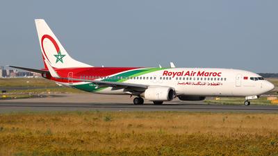 CN-ROT - Boeing 737-8B6 - Royal Air Maroc (RAM)