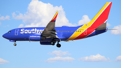 N7833A - Boeing 737-79P - Southwest Airlines