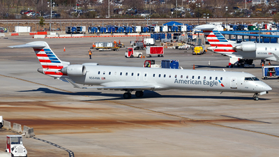 A picture of N564NN - Bombardier CRJ900LR - American Airlines - © Oliver Richter