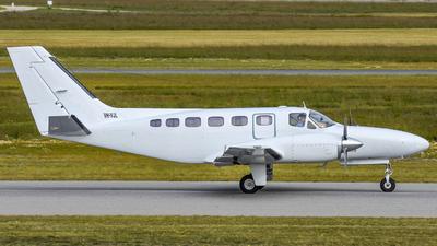 A picture of VHVJL - Cessna 441 Conquest II - [4410106] - © Caleb Hotz