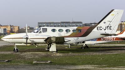 EC-JTE - Cessna 421C Golden Eagle - Integra MAP