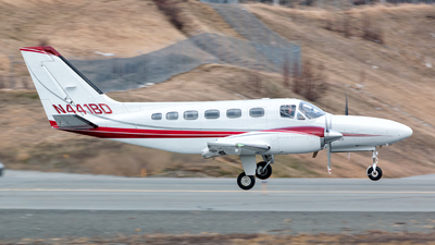 N441BD - Cessna 441 Conquest - Private