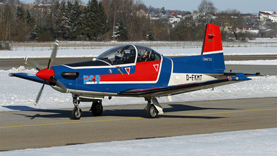 D-FKMT - Pilatus PC-9B - QinetiQ